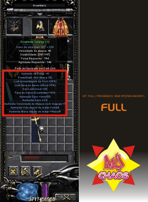 [Download] Mu Chaos 9